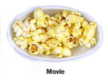 Movie Popcorn (butter and salt flavor)