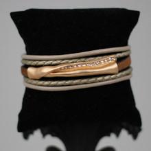 Crystal Braided Bracelet