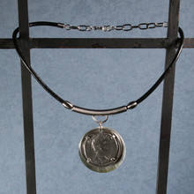 Coin of the Realm Necklace