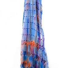 silk scarf takas barcelona nights