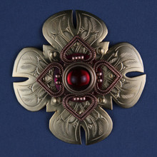 Eye of the Temple Pin