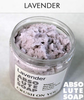 Lavender Crush On You Sugar Scrub | Absolute Soap