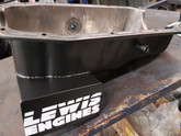 CA 18 DET  race sumps, baffled , gated ,6 litre capacity-will fit CA in Datsun1200 and bluebird
