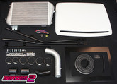 NISSAN PATROL ZD30 COMMON RAIL SERIES 2 INTERCOOLER KIT- new product
