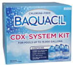 Baqaucil CDX System Kit 15,000 Gallons