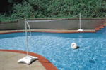 Poolside  Play Anywhere Volleyball Game