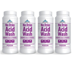 United Chemicals No Dran Acid Wash 2 lb - 4 Pack