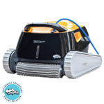 Dolphin Triton Robotic Pool Cleaner with Power Stream