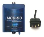 DEL Ozone MCD-50 Spa Generator 1,000 Gallons 120V-240V Mini Light Cord