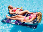 Swimline Face 2 Face Double Inflatable Lounger