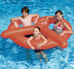 Swimline Giant Size 3 Person Pretzel