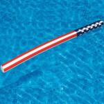 "Swimline Americana 72"" Graphic Print Doodle"