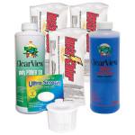 Swimming Pool Chemical Start-Up Kit Basic - 15,000 Gallons