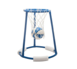 DunnRite Aqua Hoop Floating Pool Basketball Game Set
