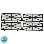 Maytronics Dolphin Small Ultra Fine Cartridge Filter Panel - Pack of 4