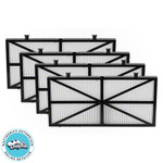 Maytronics Dolphin Large Ultra Fine Cartridge Filter Panel - Pack of 4