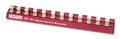 Magnetic Aluminum 3/8 Dr Socket Rail