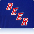 New York Rangers Beer T Shirt (Premium)