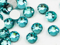 lue Zirconia Glass Rhinestones for Nail Art (100PCS) - Available in 1.5mm, 2mm, & 3mm
