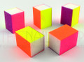 Mini Neon Buffing Blocks (4 Grits Per Block)