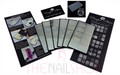 Pamper Plate Bulk Pack (6 Stamping Plates + Free Card + Free Stamper)