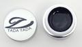 Simply Coloured Glitter UV/LED Nail Gel (Hard Gel) 5ml - Yada Yada (Black Galaxy Gel)