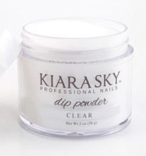 Dip Essentials Kiara Sky Dip Powder - Clear (56gm)