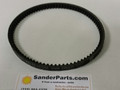 Lagler Flip V-Belt - P1238 - for short head