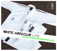 Women's White Armour Lite  New Generation
