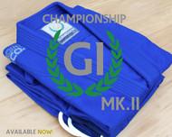 "Women's 2017 Blue ""Championship"" MK.II  BJJ  GI"