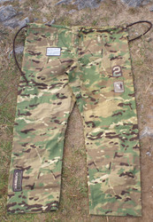 """ Multicam"" Limited Camouflage BJJ GI Pants, Trousers"