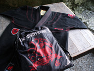 Fire and Blood BJJ GI