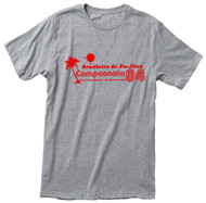 Cocacobana BJJ T-shirt Red Graphic (Many Colours)