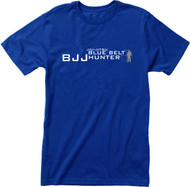 BJJ Blue Belt Hunter Jiu-Jitsu T-shirt