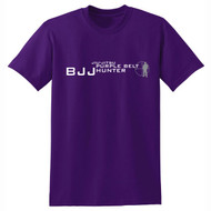 BJJ Purple Belt Hunter Jiu-Jitsu T-shirt