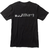 BJJ Black Belt Hunter Jiu-Jitsu T-shirt