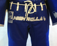 "High Rolla  ""Double J""  Pants BJJ GI Limited Edition"