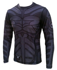 """Dark Knights Team "" Pro BJJ, MMA, Rash Guard"