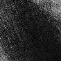 "Black 72"" Nylon Net"