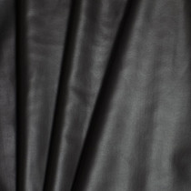 Matte Black Lycra Lame Fabric