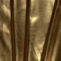 Gold Lycra Lame Fabric