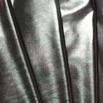 Gunmetal Lycra Lame Fabric