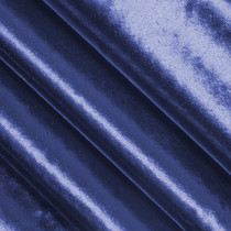 Royal Blue Tissue Lame Fabric