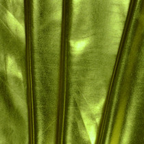LIme Green Lycra Lame Fabric