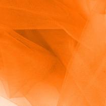 "Tangerine 54"" Tulle"