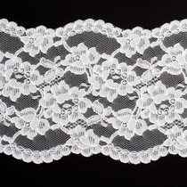 "White 5.5"" Lace Trim"