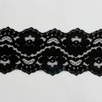 "Black 3"" Lace Trim"