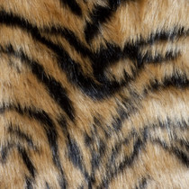 Siberian Tiger Luxury Faux Fur Fabric