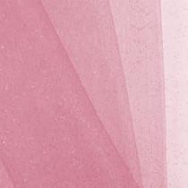 Candy Pink Glitter Netting Fabric