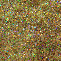 Sparkling Gold Holographic Micro Sequin Fabric